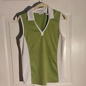 2/$20 IZOD Golf  XPG cool Fx textured sleeveless